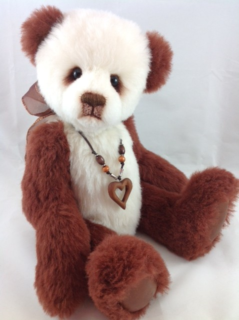My preview Bear for the Bright Star Promotions on line show May 9th-12th